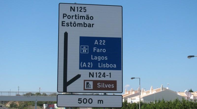 Câmara de Portimão chumba proposta sobre a EN 125 e a Via do Infante