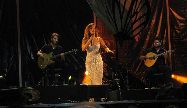 Ana Moura actua em Albufeira