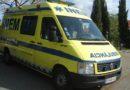 Três feridos em dois acidentes
