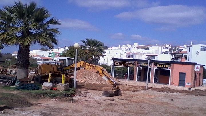 Investimento de mais de 400 mil euros em três obras no concelho de Lagoa