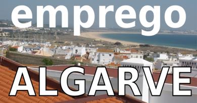 Ofertas de emprego para o Algarve (20 de Junho)