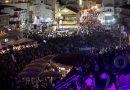 Noite Black & White levou mais de 30 mil pessoas a Carvoeiro
