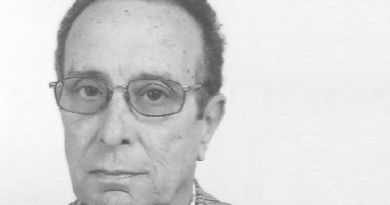 Faleceu o advogado e político Emídio Serrano