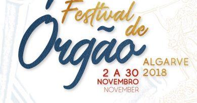 Algarve recebe Festival de Órgão