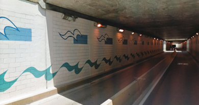 Trânsito interdito no Túnel das Cardosas na terça-feira