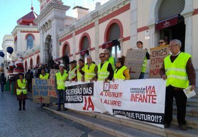 Comissão de Utentes promete muitas ações de protesto contra as portagens