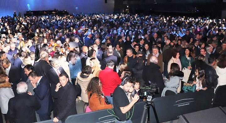 Portimão apresentou-se como Cidade Europeia do Desporto perante 4 mil pessoas