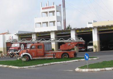 A polémica demissão do Comandante dos Bombeiros Voluntários de Lagos