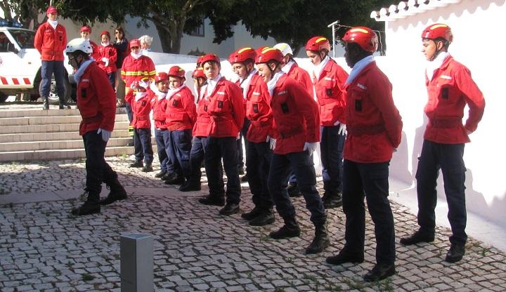 Portimao_Bombeiros_Escola_Cadetes
