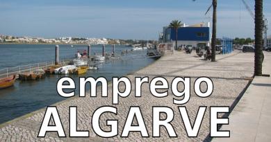 Ofertas de emprego no Algarve (23 de abril)