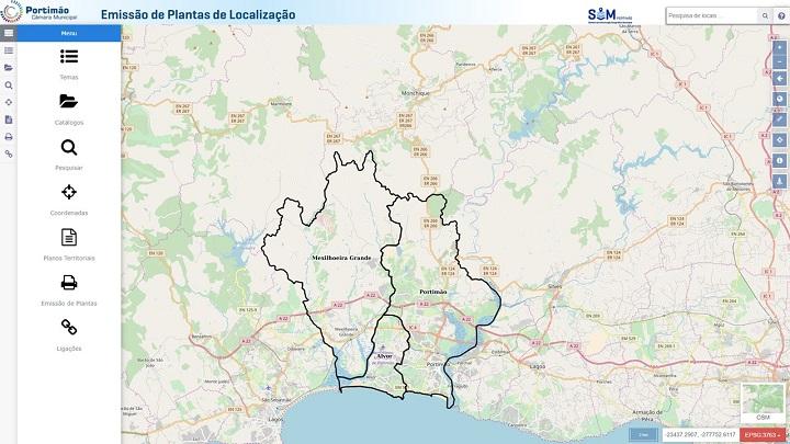 mapa interactivo do algarve Mapas interactivos – Algarve Marafado mapa interactivo do algarve