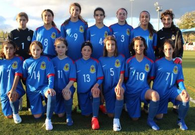 Seleção algarvia participou em torneio nacional