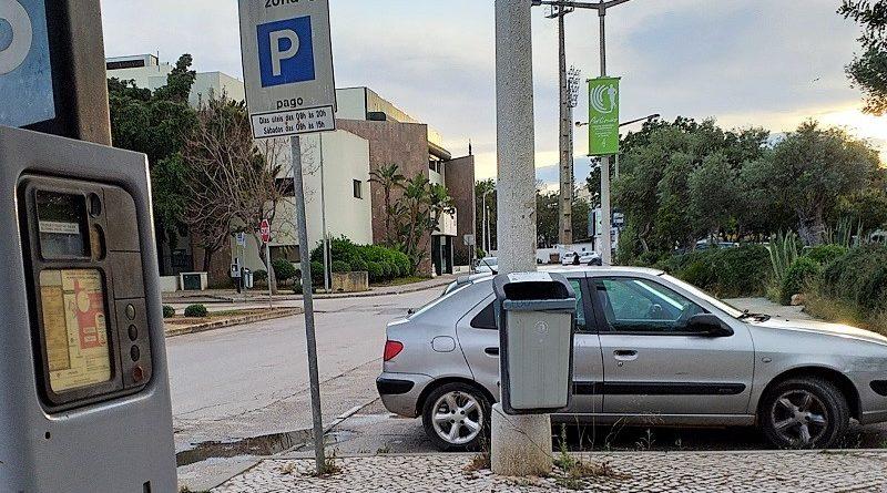 Resgate do estacionamento à superfície custa 850 mil euros à Câmara de Portimão
