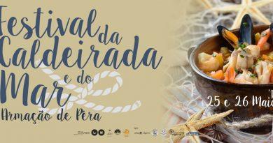 Armação de Pêra recebe mais um Festival da Caldeirada e do Mar