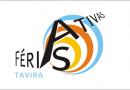 """Vem aí mais uma edição do programa """"Tavira – Férias Ativas"""""""