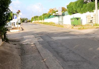 Câmara de Lagos faz nova tentativa para garantir a requalificação da Estrada da Luz