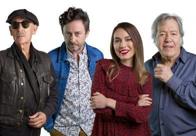Sérgio Godinho, Ana Bacalhau, Vitorino e Jorge Benvinda atuam em Loulé