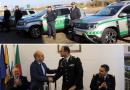 Câmara de Lagoa investe 90 mil euros em três novas viaturas para a GNR
