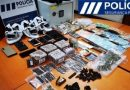 Homem detido em investigação por tráfico de droga