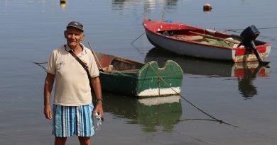 A história do alvorense que andou a pescar bacalhau na Gronelândia